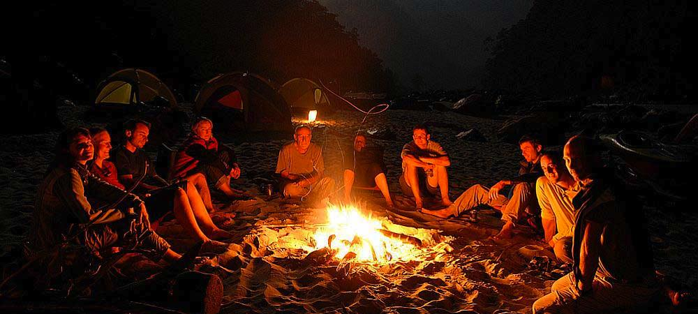 campfire450